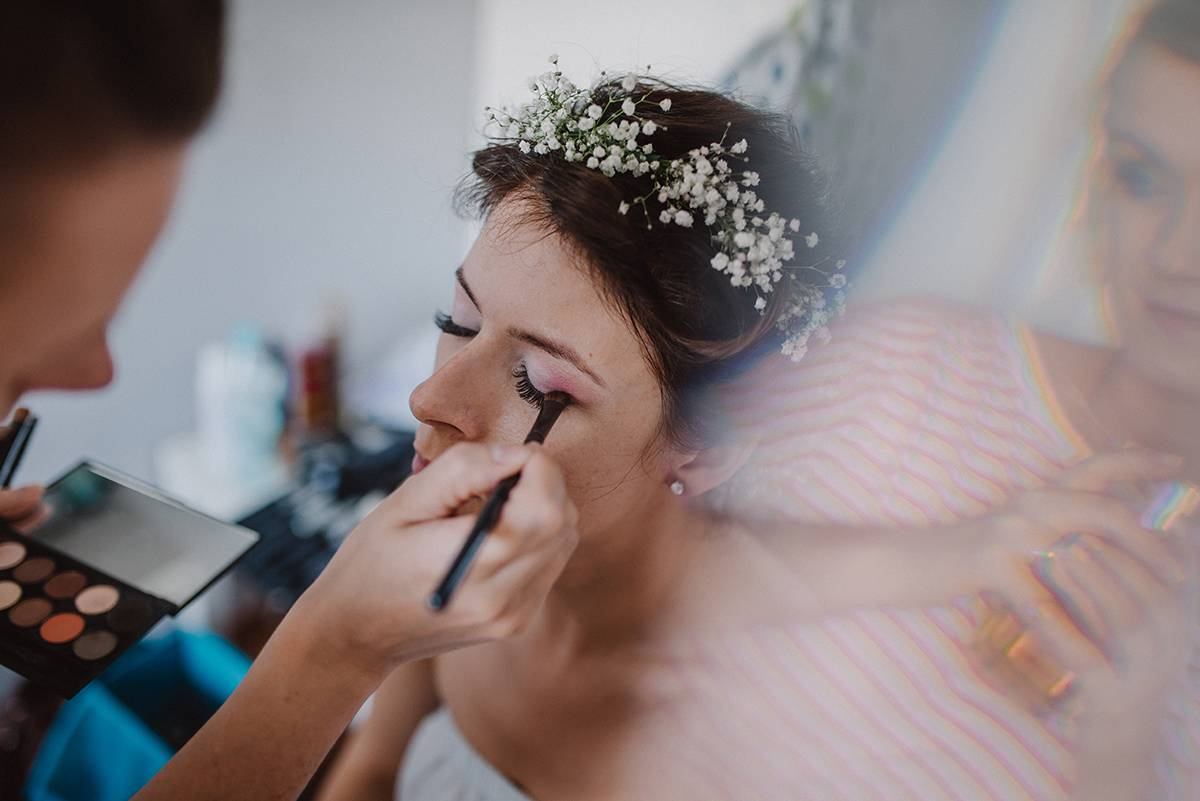 rustic wedding in lodz