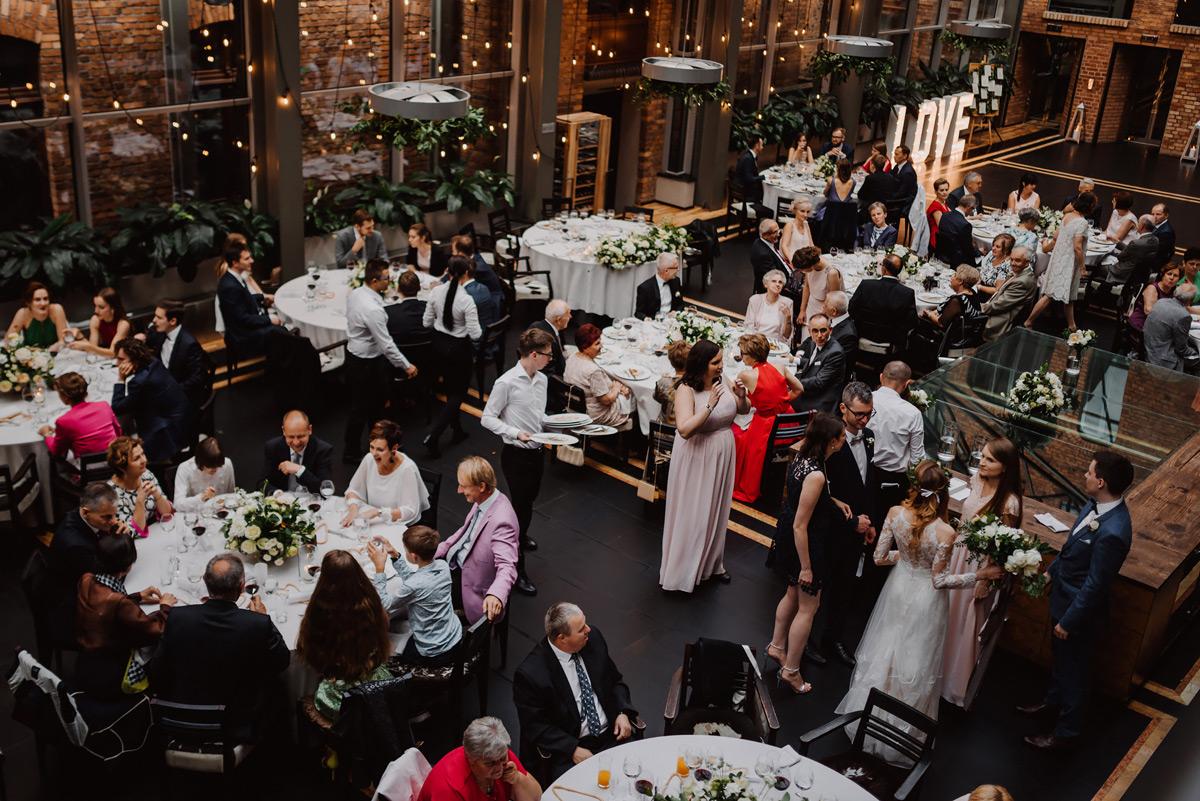 Wedding Photography Of Boho Wedding In Monopol Hotel In Katowice