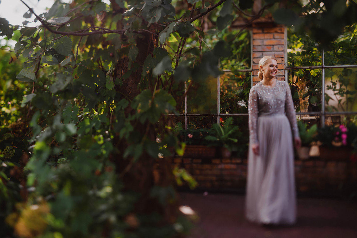 Garden wedding in Stara Oranzeria