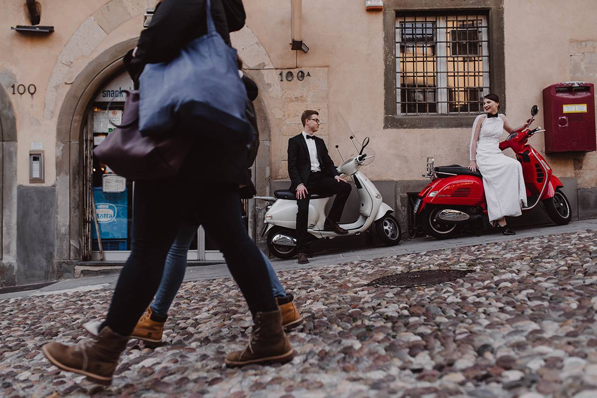 italian wedding session in bergamo